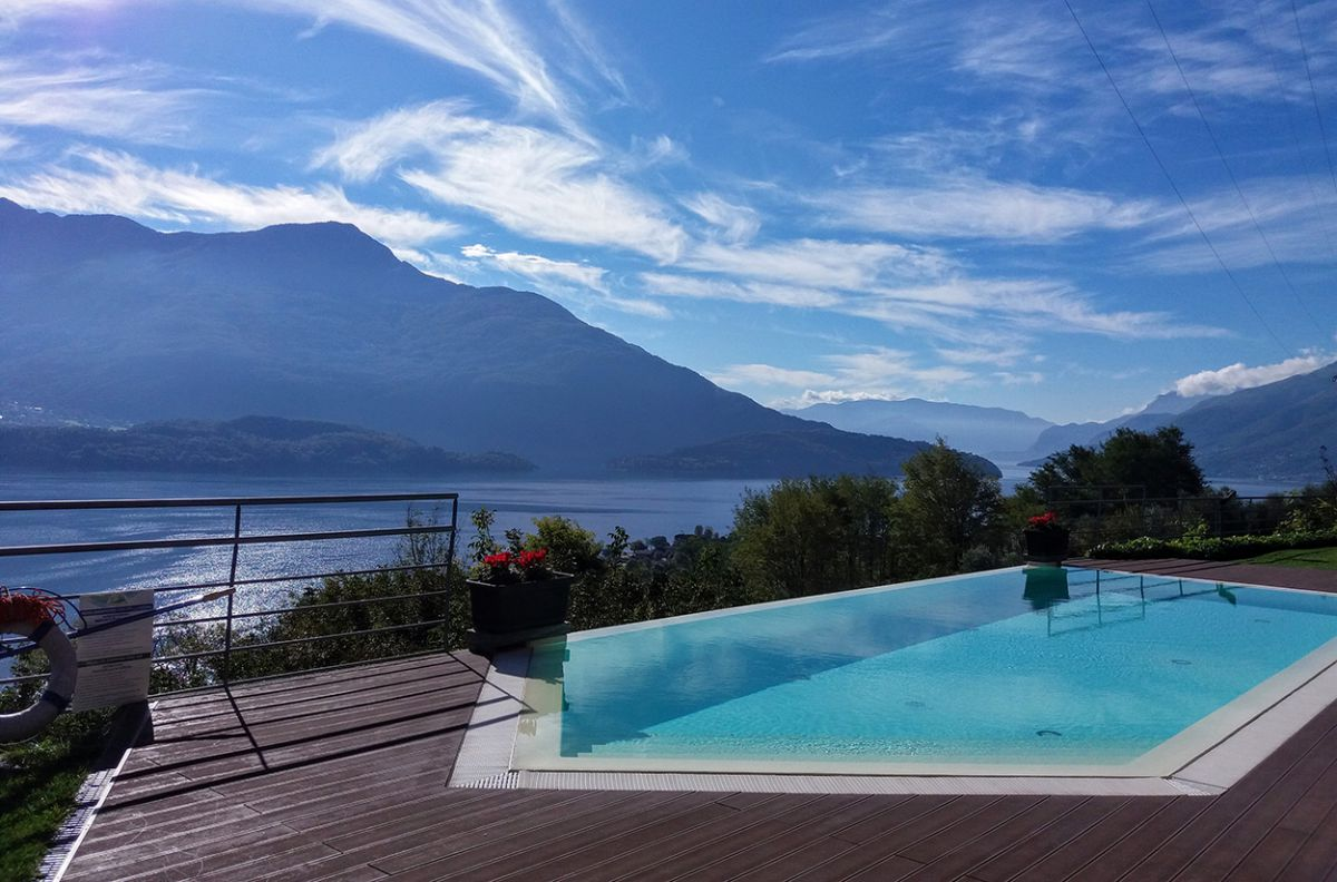 Holidays at the Lake Como Glicine